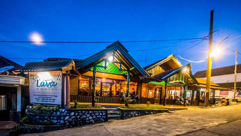 Cafe Lava Hostel